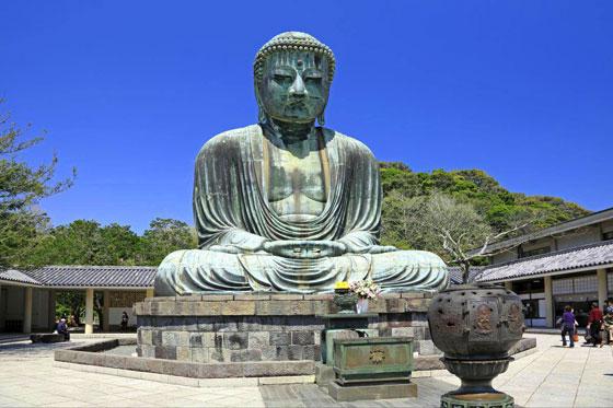 Gran Buda de Kamakura (Ruta por Japón)