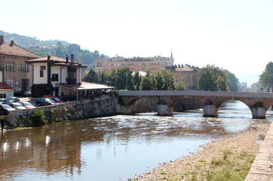 Puente Latino de Sarajevo