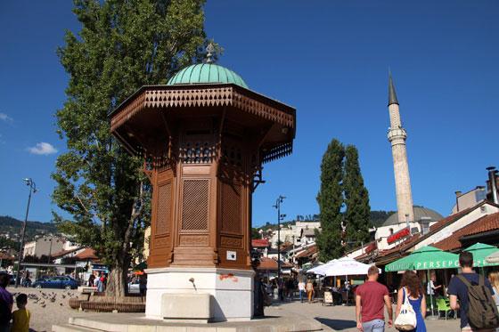 Sebiji , emblema de Sarajev