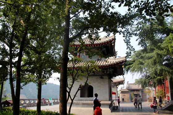 Xiangshan temple (que ver en Luoyang)
