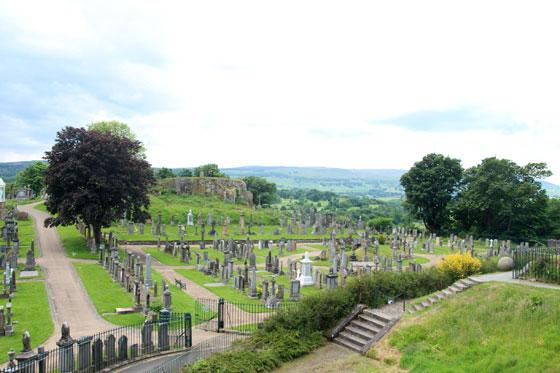 Imagen del Cementerio de Stirling