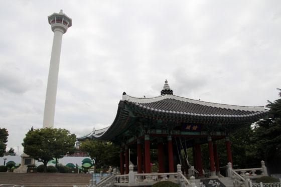 Ruta por Corea del Sur , Busan