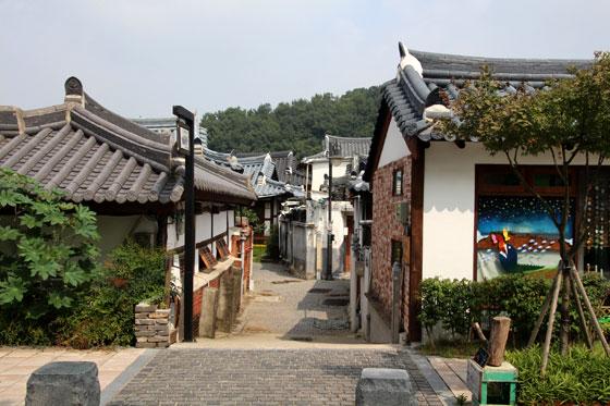 Jeonju , ruta por Corea del Sur
