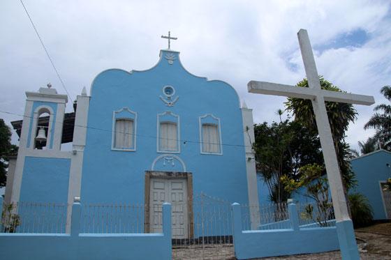 Iglesia del divino espíritu santo de Vieja Boipeba