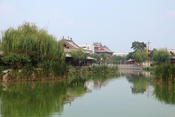 Kaifeng , una ciudad fascinante