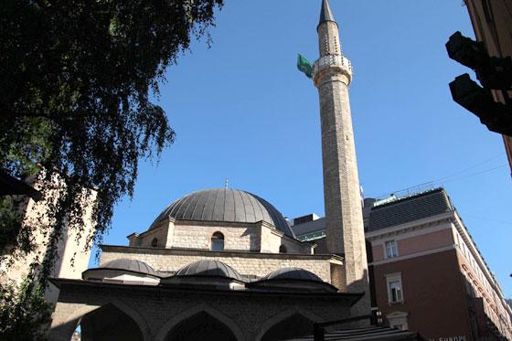 mezquita Gazi Husrev-Beg maravilla turca