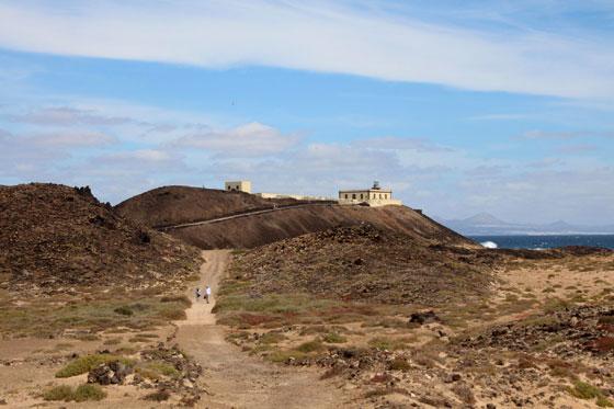 Faro de la Isla de Lobos
