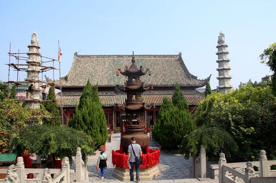 Un monasterio único