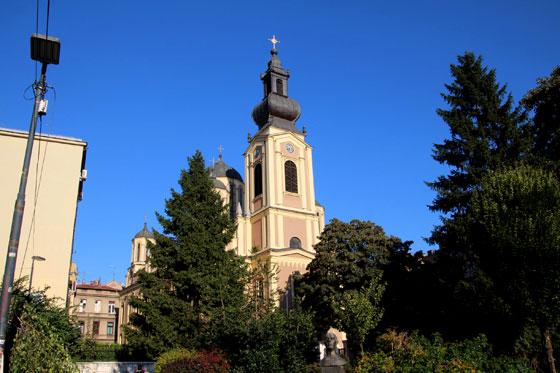 Catedral Ortodoxa de Sarajevo