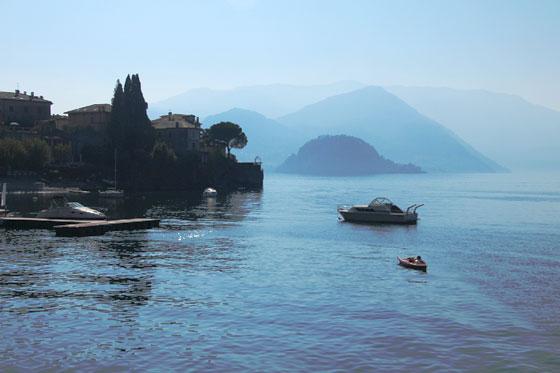 Como moverse por el Lago di Como (Vistas desde Varenna)