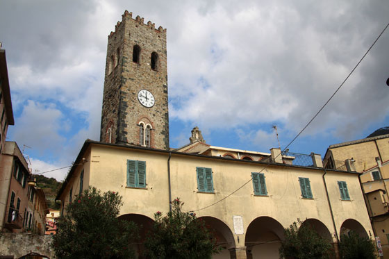 Maravilla de a Liguria