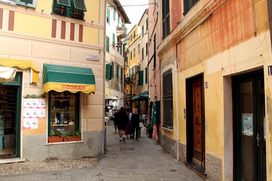 Calles del centro antiguo