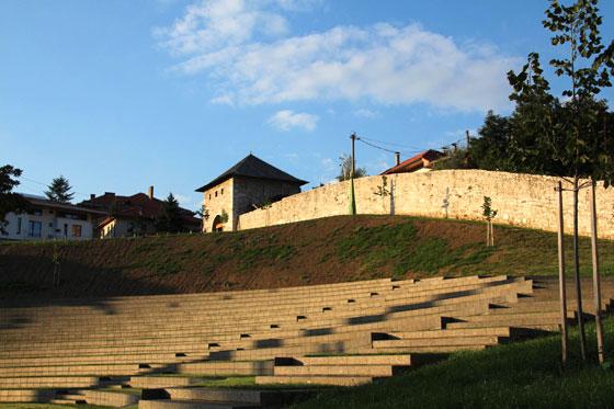 Fuerte amarillo Sarajevo