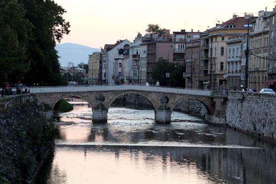 Que ver en Sarajevo (Puente latino)