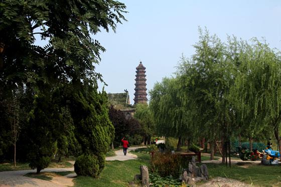 Pagoda Tie Ta