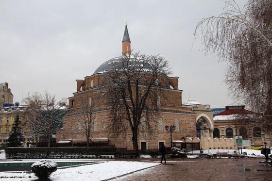 Mezquita de Sofía