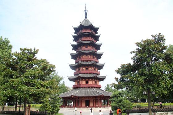 Suzhou , una ciudad con encanto