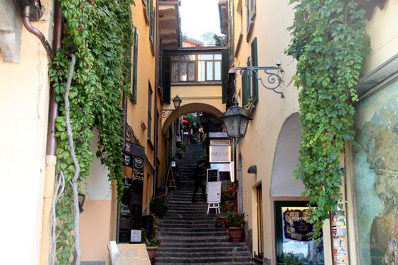 Calles de Bellagio