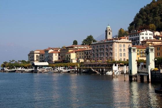 Bellagio , el corazón del Lago di Como