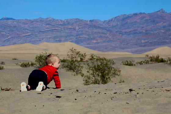 Momentos de ocio (viajar con un bebé por la Costa Oeste)