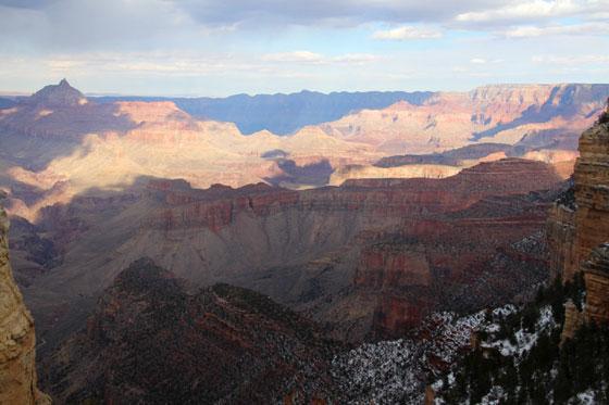 Ruta por la Costa Oeste (Gran Cañón del Colorado en Arizona)