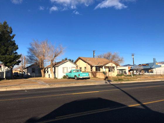 Calles de Mojave
