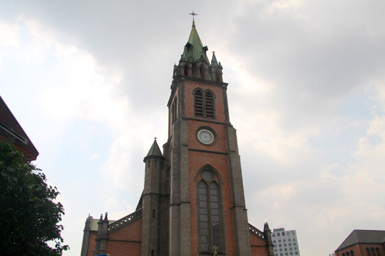 Myeongdong Catedral