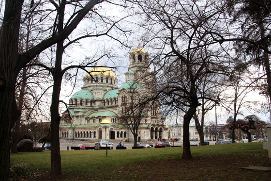 Alexander Nevski Catedral