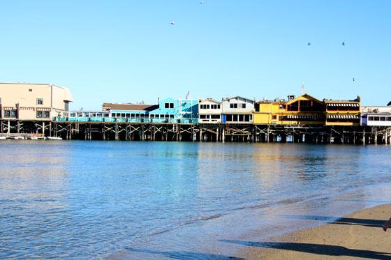Muelle de Monterey