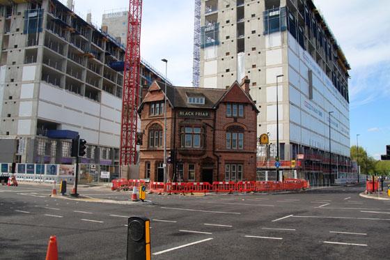 El viejo y el nuevo Manchester unidos