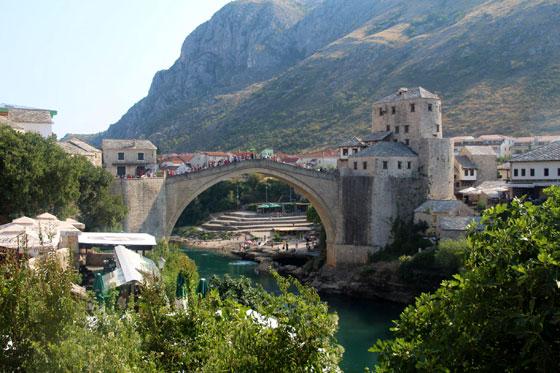 Puente viejo de Mostar Stari Most