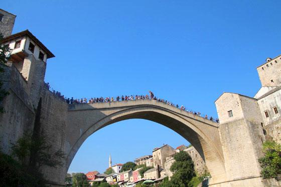 Puente viejo Stari Most