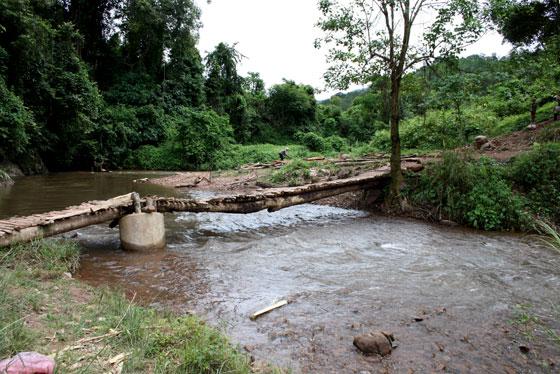 Que ver en Laos (Nam Ha)