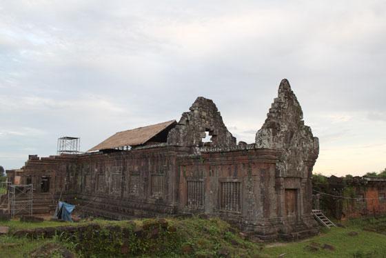 Templo de la época Angkor