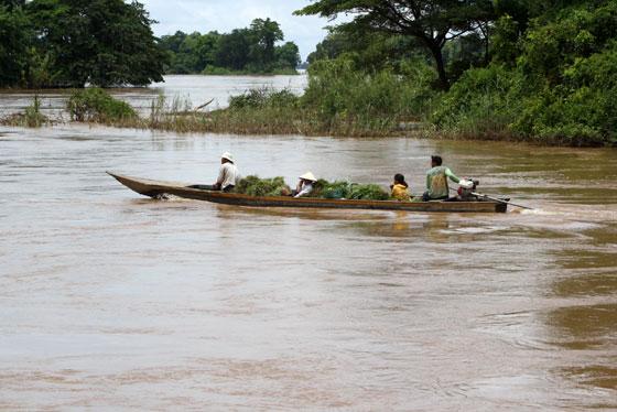 4000 Islas , lugar imprescindible que ver en Laos