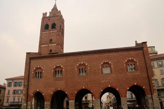 Antiguo ayuntamiento de Monza
