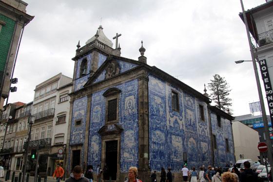 Oporto (Capilla de las Almas)