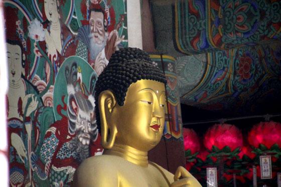 Gran Buda del templo Bulguksa