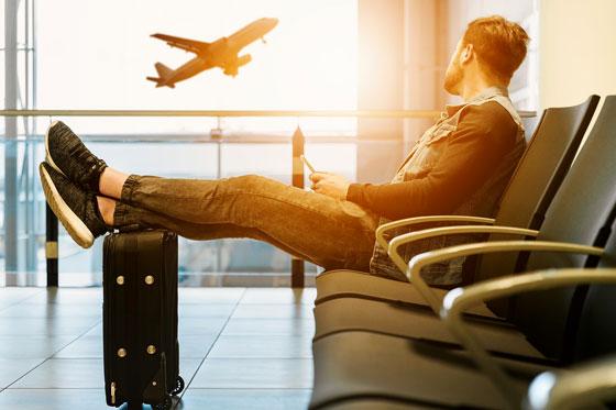 Cancelación de vuelos!