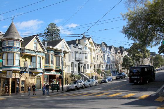 Casas del barrio