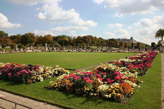 Jardines París