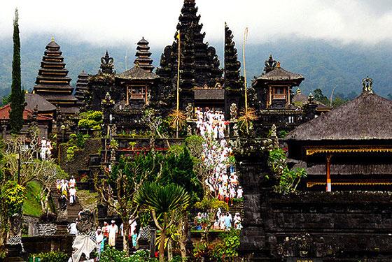 Espiritualidad en Bali