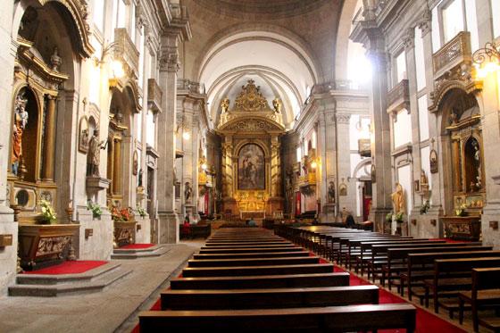 Una iglesia con mucho interés cultural