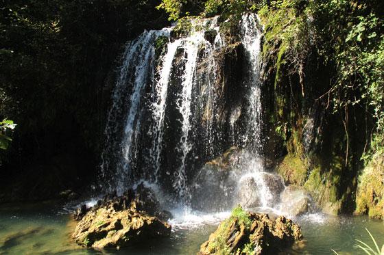 Cascada del Gorg del Molí dels Murris