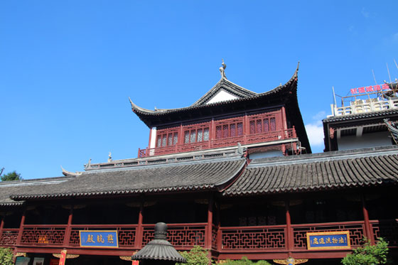 Templo de Shanghai
