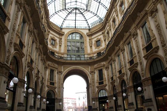 Galerías de Vittorio Emanuele II
