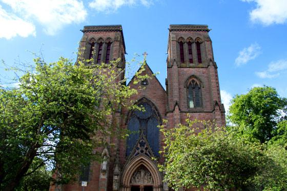 Catedral de Inverness o Catedral de San Andrés