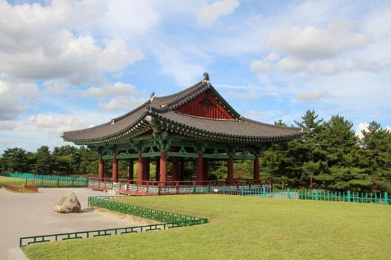 Palacio Donggung Anapji