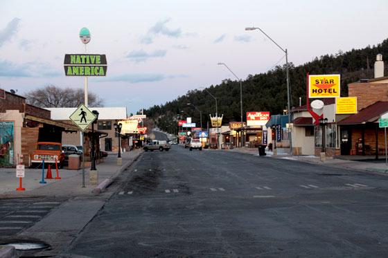 Calles de Williams (Ruta 66)