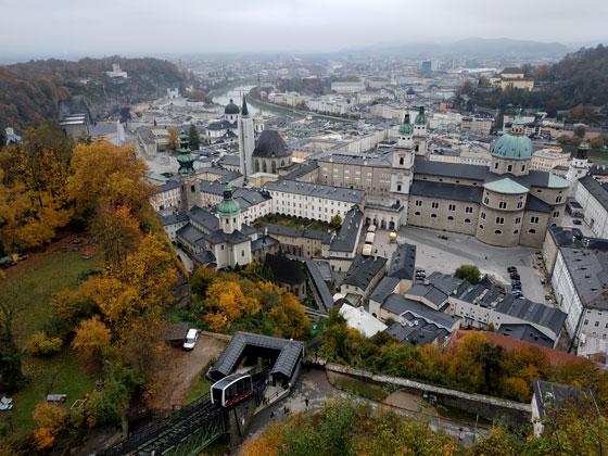 Ruta por Austria (Salzburgo)